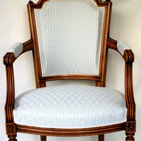 Beau fauteuil - Atelier hildegarde